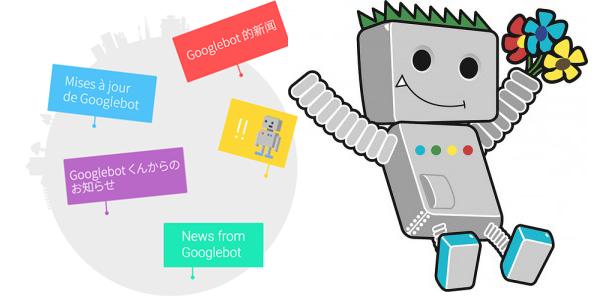 google bot robot