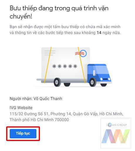 Hướng dẫn tạo google map business 12 - 2019