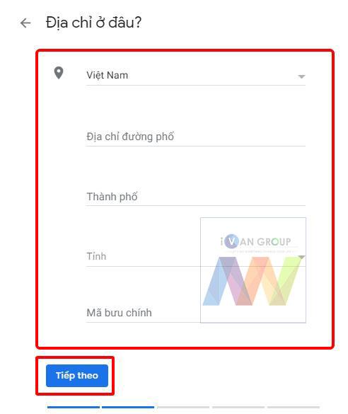 Hướng dẫn tạo google map business 5 - 2019