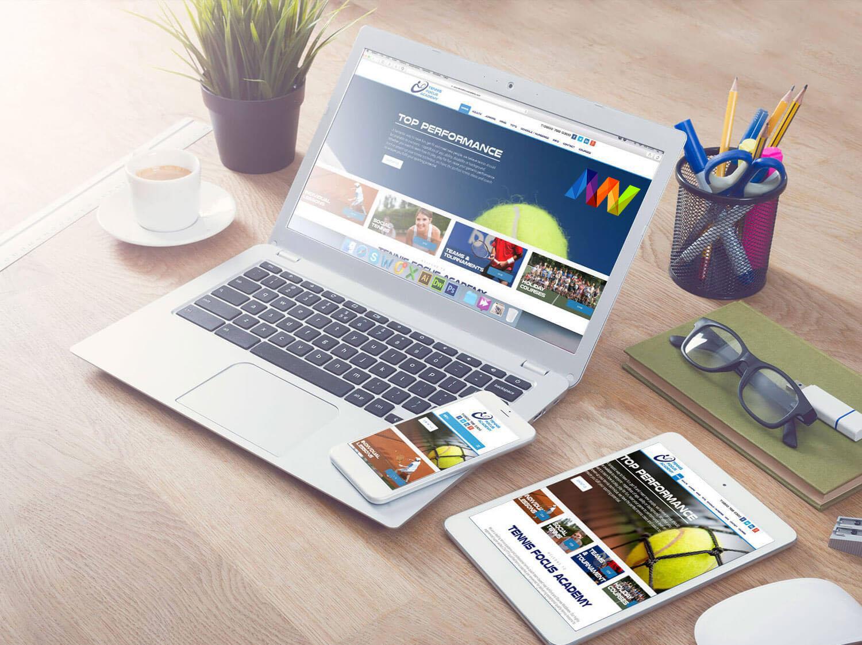 Thiết kế website kinh doanh bán hàng